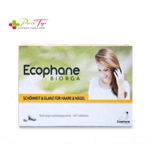 Ecophane BIORGA Cheveux Et Des Ongles, 60 Comprimé