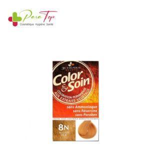 Color & Soin Coloration Blond Blé 8N