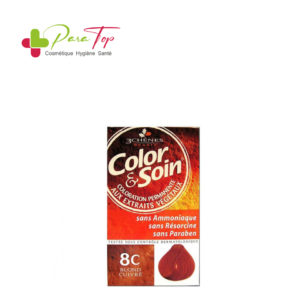 Color & Soin Coloration Blond Cuivre 8C
