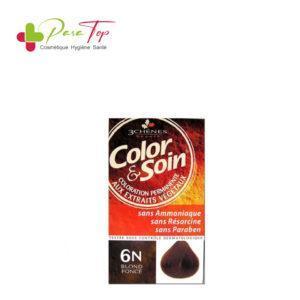 Color & Soin Coloration Blond Foncé 6N