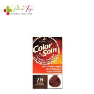 Color & Soin Coloration Blond Noisette 7N
