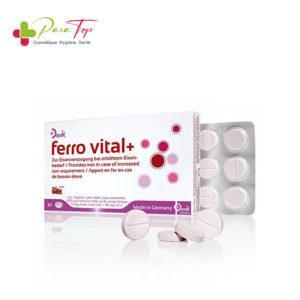 DENK PHARMA ferro vital+ Denk, 30 comprimés