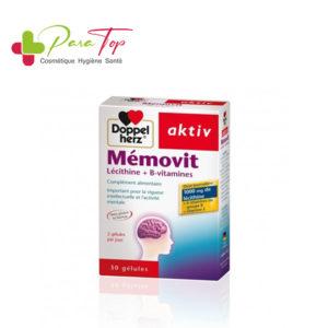 AKTIV MEMOVIT Lécithine + B-vitamines, 30 Gélules