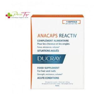 Ducray Anacaps Reactiv complément alimentaire – 30 capsules 000292