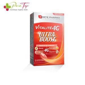 Forté Pharma Vitalité 4G Ultra Boost , 30 Comprimés