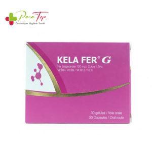 Kela Fer G, 30 Gélules