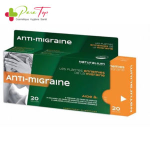Naturalium Anti-migraine, 30 géllules