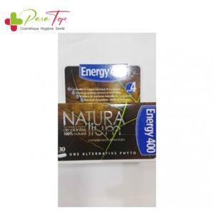 Naturalium energy 400, 10 géllules