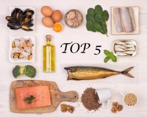 Read more about the article Top 5 des nutriments pour la croissance des cheveux