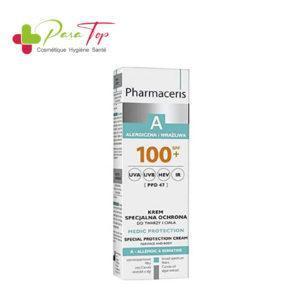 PHARMACERIS ALLERGIC & SENSITIVE SPF 100, 75ML  001663