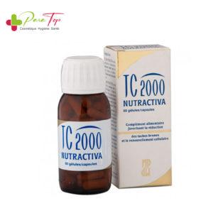 TC 2000 NUTRACTIVA, 60 gélules