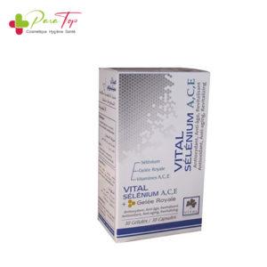 VITAL SELENIUM ACE, 30 gélules
