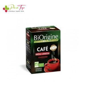 VITARMONYL BIORIGINE CAFE BRULE GRAISSE, 12 Sachets
