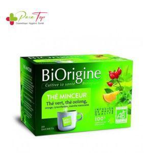Vitarmonyl BiOrigine Thé Minceur, 20sachets